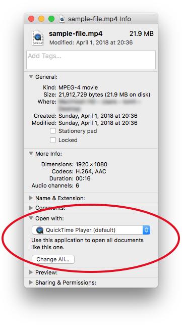 mp4 files - Apple Community