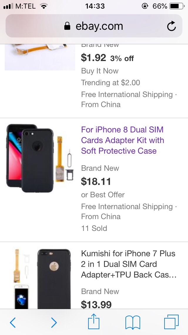 Dual SIM - Apple Community