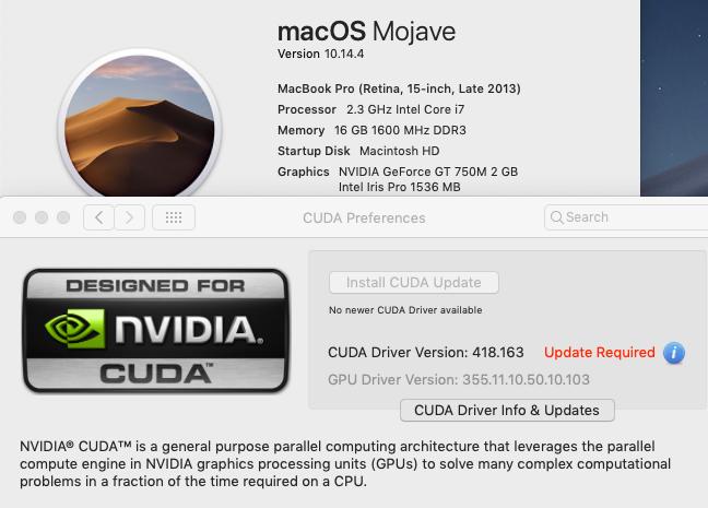 Nvidia - Apple Community