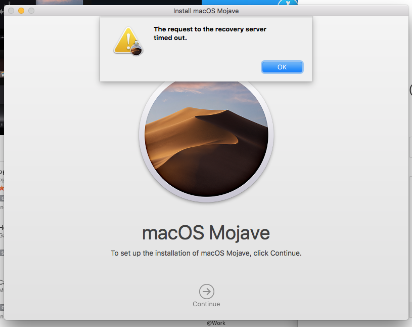 Update from High Sierra to Mojave problems - Apple Community