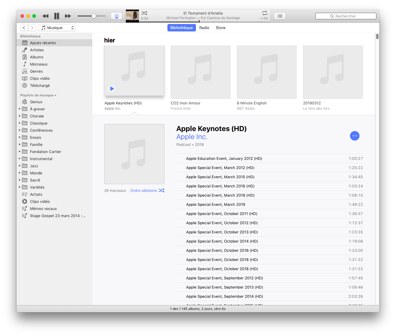 problems with itunes after updating