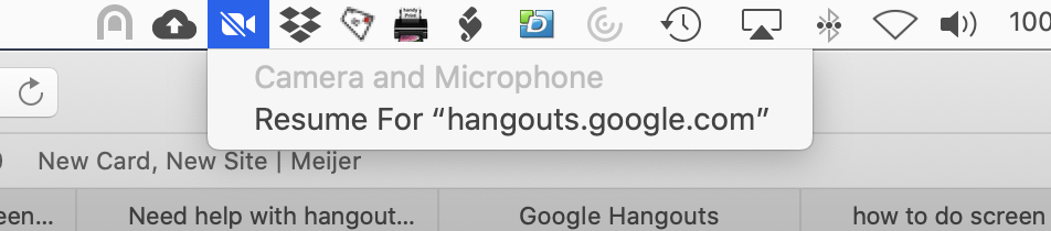 Hangouts for download