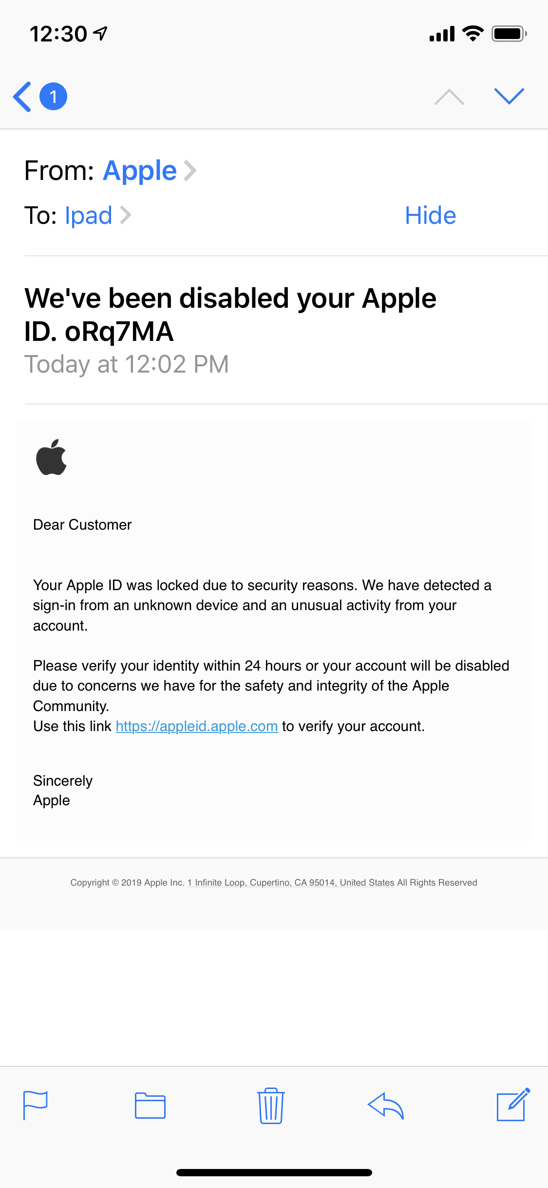 Question about Email - Apple Community
